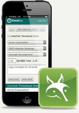 TimeFox-iPhone
