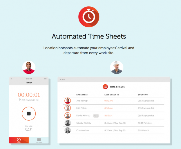 Punchtime Time Tracking App