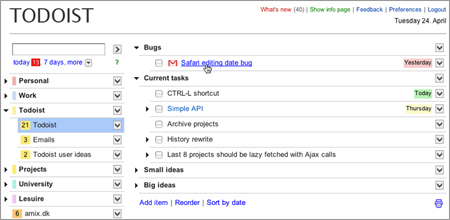 How I stay organized – Time Tracking Software Reviews